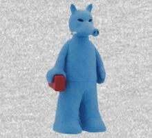BIG Quasimoto Blue Kids Clothes
