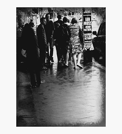 The Walk Photographic Print