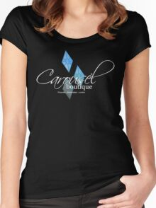 Carousel Boutique [inverted] Women's Fitted Scoop T-Shirt