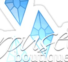 Carousel Boutique [inverted] Sticker