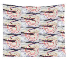 Wet Acrylic Wall Tapestry