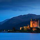 Eilean Donan Castle by Captivelight