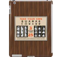 Photobooth Display iPad Case/Skin