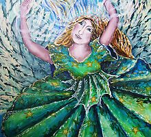 Angel Inspiration. by Cheryle
