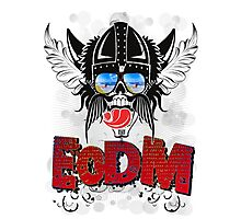 EODM - Eagles of Death Metal Photographic Print