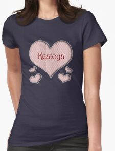 Keatoya Happy Valentines Day T-Shirt