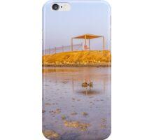 BEACH WATCH TOWER iPhone Case/Skin