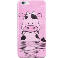 Lady Moo Moo iPhone Case/Skin
