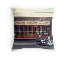 The Sun Theatre - Yarraville, Victoria, Australia Throw Pillow