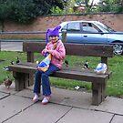 Morgan5 Ducks & Horace the Car. by peyote