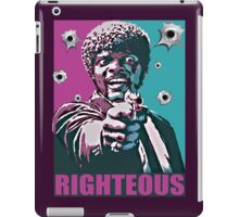 Righteous iPad Case/Skin