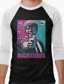 Righteous Men's Baseball ¾ T-Shirt