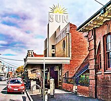 The Sun Theatre - Yarraville, Victoria, Australia by © Helen Chierego