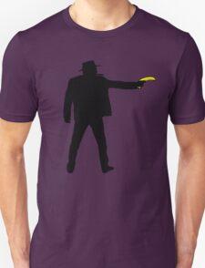 Real Cowboys Shoot Bananas! Unisex T-Shirt