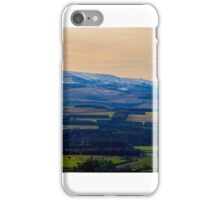 Northern Mountains iPhone Case/Skin
