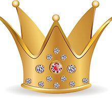 Golden crown 2 by AnnArtshock