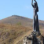 Armenian Lady by Zaven Jordan