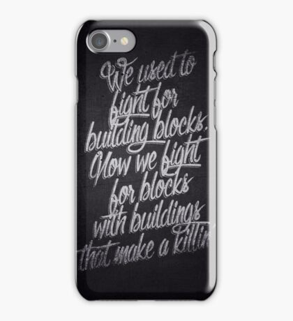 Jay Z. iPhone Case/Skin