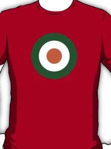 Roundel of the Irish National Army Air Service, 1922-1924 T-Shirt