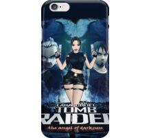Tomb Raider - Angel of Darkness iPhone Case/Skin