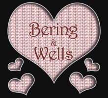 Bering and Wells Happy Valentines Day by namastedesign