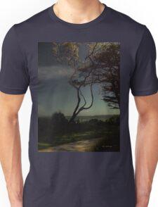 Golden Goodnight Unisex T-Shirt