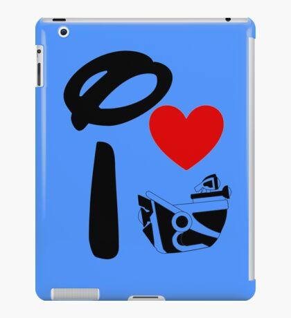 I Heart Astro Blasters iPad Case/Skin