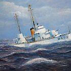 U. S. Coast Guard Cutter Sebago by cgret82