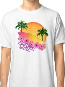 Surfer Girl Classic T-Shirt