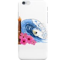 Wave Rider iPhone Case/Skin
