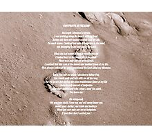 """""""FootPrints In The Sand"""" Photographic Print"""