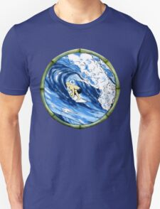 Surfing The Tube T-Shirt