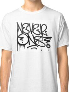 Dripping Graffiti Tag Classic T-Shirt