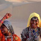Laughter in the Desert by DeborahDinah