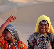 Laughter in the Desert by DeborahDinah