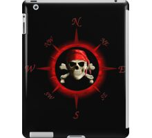 Pirate Compass Rose iPad Case/Skin