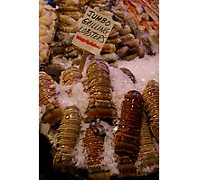 Lobster tails, Public Market, Seattle Photographic Print