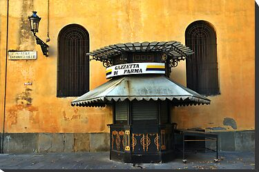 Newsstand by Silvia Ganora