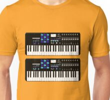 KEYBOARD-2 Unisex T-Shirt