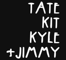 Tate Kit  Kyle Jimmy  by zenbear
