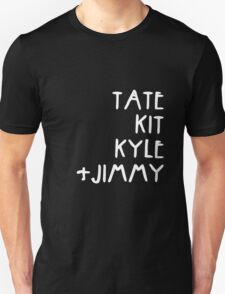 Tate Kit  Kyle Jimmy  T-Shirt