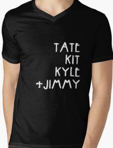 Tate Kit  Kyle Jimmy  Mens V-Neck T-Shirt