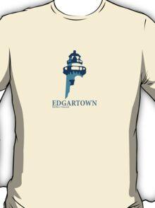 Edgartown - Martha's Vineyards. T-Shirt