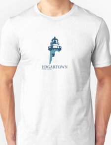 Edgartown - Martha's Vineyards. T-Shirt