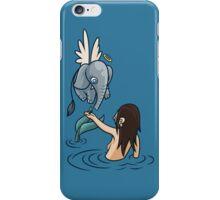Mermaid and Friend iPhone Case/Skin
