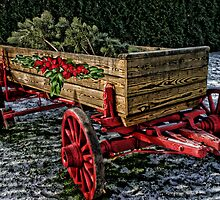 Yuletide Wagon by CalendaRus