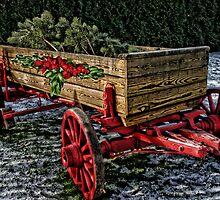 Yuletide Wagon by CalendaRus