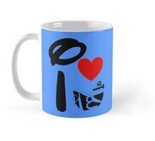 I Heart Astro Blasters Mug