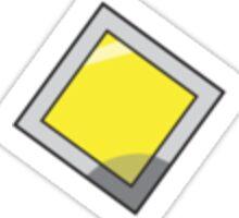Merit - Plain Sticker