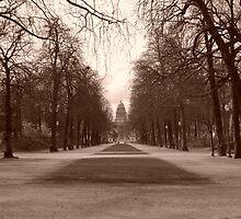 Parc de Bruxelles by Victoria Kidgell